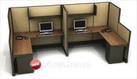 Modular office workstations OMNI-AO2-19