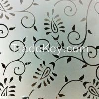 stainless steel press plates for decor lam