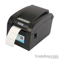 New USB interface direct thermal barcode printer label making machine Adhesive sticker Label printer