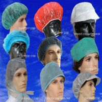 Bouffant Cap,Mob Cap,PE Shower Cap,Chef Cap,Doctor Cap