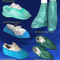 PP / CPE / PE Shoe covers, Boot covers