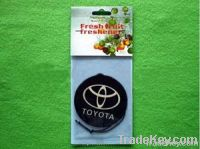 paper air fresheners for promotion