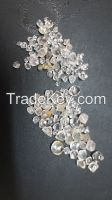 Rough Diamonds ready for export
