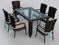 outdoor dining set (NO.4304)