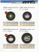 Cut-Off Wheel Disc