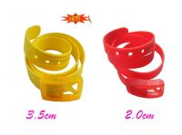 Colorful TPE silicone belts 2011