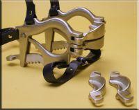horse speculum , horse dental instruments , bits , gear