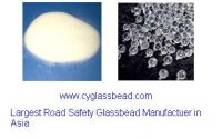 Road safety reflective glass bead/Reflective glass spheres
