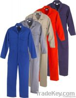 100% Cotton Safety Coverall