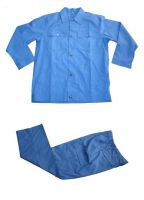 Working Uniform (Coveralls pant & Shirt)