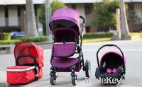 Baby Stroller (3 in 1)