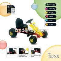 Baby Racing Car