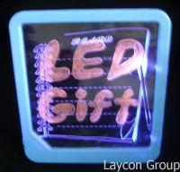 LED Writing Boards