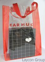 PVC Ribbon Bags