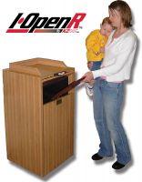 Touchless Automatic Infread Trash Bin Door Opener