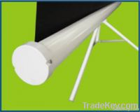 Strong and lightweight Tripod Stand Projection Screen
