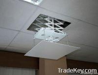 Motorized Projector ceiling mount bracket /electric ceiling mount lift