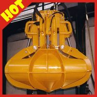 hydraulic grab for lifting purpose