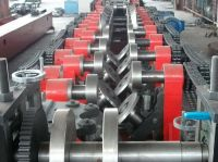 C&Z shape purlin exchange roll forming machine