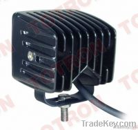 """3"""" 16W 9-32V Square LED Driving Light with CREE chips"""