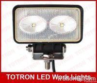 """3.5"""" 20W 9-32V Rectangular LED Work Light (CREE LEDs)k lights"""