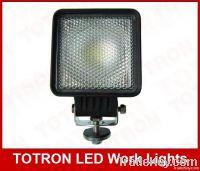 """4"""" 30W 9-32V Square LED Work Light"""