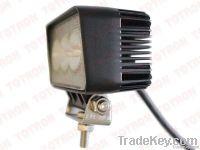 """3.5"""" 9W 9-32V Rectangle LED Work Light"""
