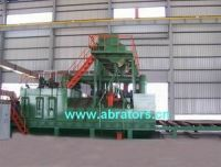 Shot-blasting Machine - Steel Plate Pretreatment Line