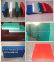 Various UHMWPE Products (sheet , rod, parts)