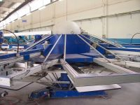 MHM Synchroprint S-Type Screen Printing Machine