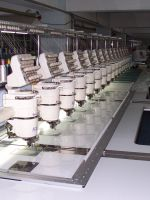 Multihead Embroidery Machines