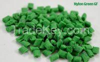 NYLON 6 GF Green