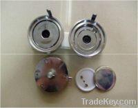 badges mould button mould pin mould