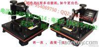 New heat transfer press machine 5 In 1 Multi-function factory Dire