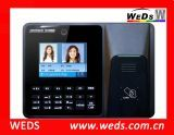 Security Proximity RFID Time Attendance with Access Control System