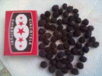 Dried Organic Aronia Fruit