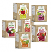 NFC - Juices from real fruit