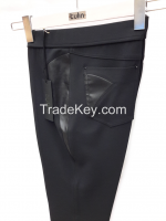 High Quality Fashionable Ankle Length  Slim Trousers for Women