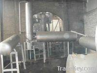 used motor oil vacuum distillation line