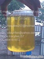 used black oil extracting refinery