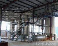 Used Engine Oil Recycling and Purification System