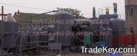 Waste oil regeneration system