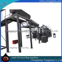Used Engien Oil Recycling Machine(10tons per day)