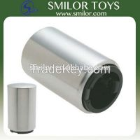 Promotional Creative Barrel Shaped Stainless Steel Automatic Bottle Opener