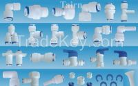 Water filter spare part/filter accessories/ball valve/fast connection