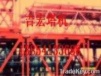 Supply qtz series china tower crane