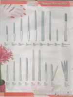 Stainless Beauty Instruments (Scissors | Manicure instruments | Pedicure Instruments)