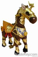 Knight Horse Toy (Pony)
