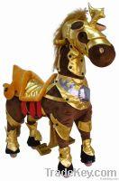 Knight Horse Toy (Pony)