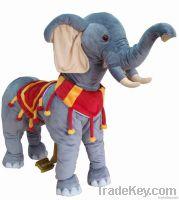 Plush Elephant Toys